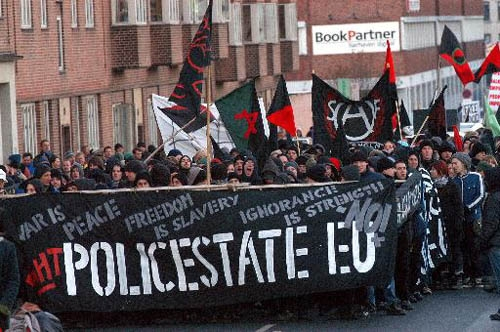 Black Bloc: A Brief History