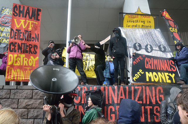 Occupy&#8217;s &#8216;Shut Down the Corporations&#8217; Action: Building Change One Action at a Time