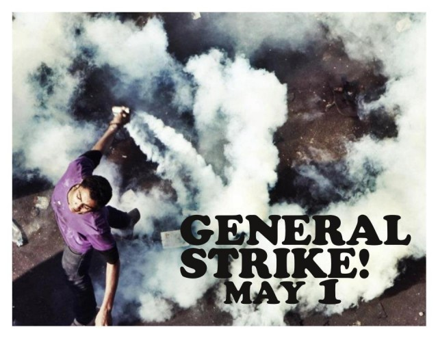 Occupy May Day: Not Your Usual General Strike