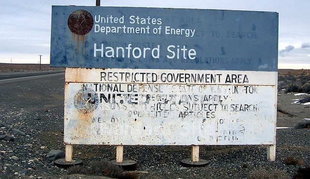 Toxic Derivatives: Get On the Bus to Hanford