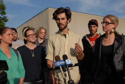 National Lawyers Guild Reports Warrantless Detention of Activists at Chicago NATO Protests