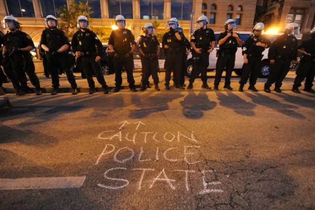 Resistance in the Police State: Anti-NATO Protests in Chicago