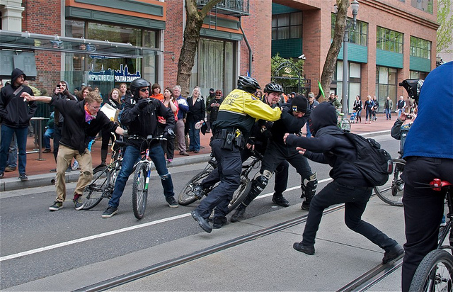Radical Geometry: A Constructive Critique of the Radical March on May Day