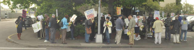 Bus Riders Unite! Rally for Fair Trimet Fares