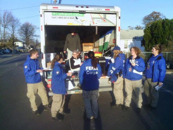 #OccupySandy: Disaster Relief and Dual Power