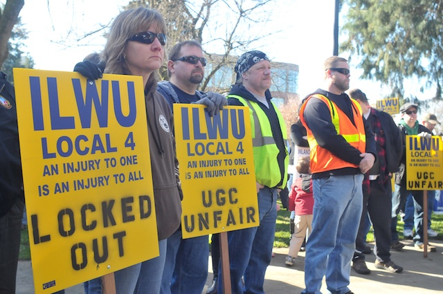 ILWU Strength Imperiled by Dangerous Course