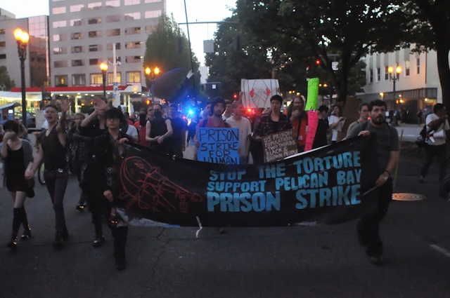 People Rally Around the Country in Support of Pelican Bay Prison Inhumanity
