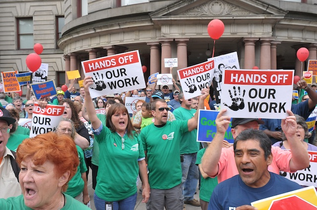Portland Trade Union Nixes City Proposal; Holding Out for Deal That Works
