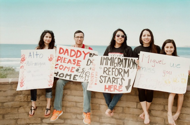 Immigrant Rights Activists Fight to Keep Families Together, Demand Justice for All