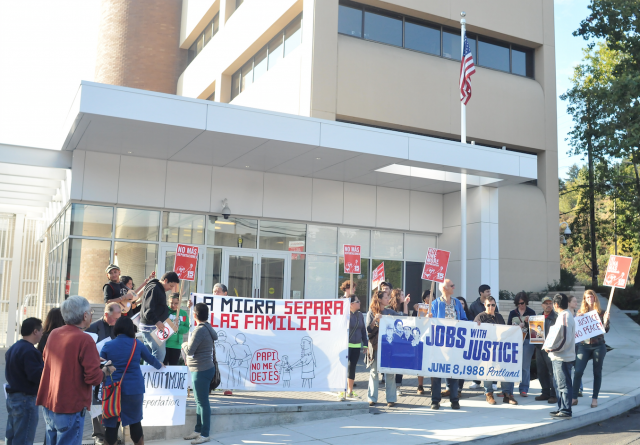 Citizens Continue to Agitate for Immigration Reform