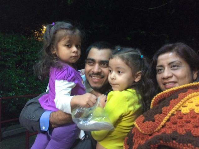 Community Activist Aguirre Released from Jail Pending Early 2015 Trial; ICE Detainer Against Him Lifted