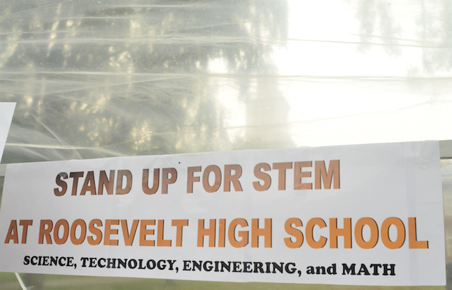 Roosevelt Community Group Suing For Equity in School Program Design