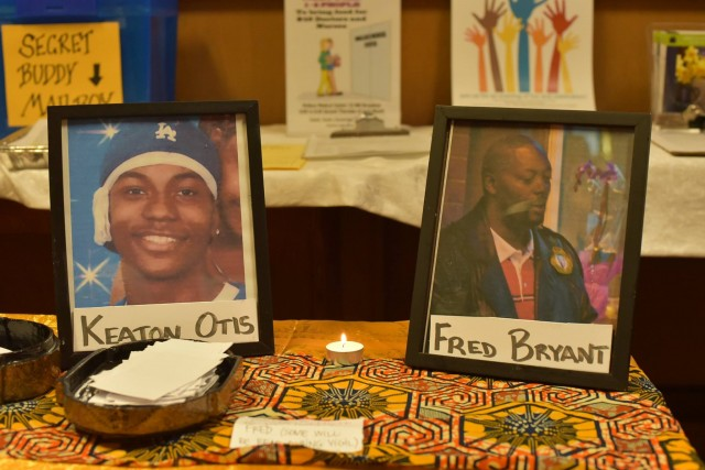 Keaton Otis Memorial Marks Five Years in Ongoing Struggle for Justice, Police Reform