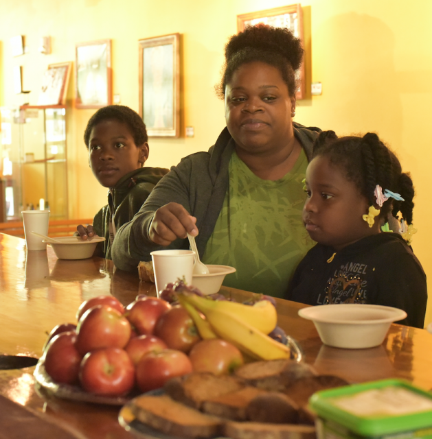 A-APRP Free Breakfast Program Aims to Nourish Students, Develop New Kind of Community