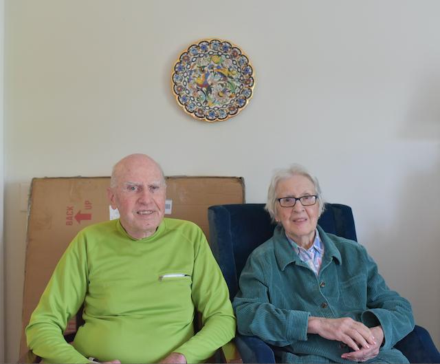 John and Dorothy Shaw